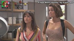 Filipa Nascimento sensual em vários trabalhos