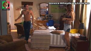 Jessica Athayde sensual nas novelas Destinos cruzados e Doce Tentação