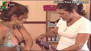 Juliana Paes sensual na novela O Clone e Dona do Pedaço