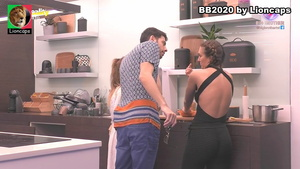 As sensuais concorrentes do BB2020 em imagens