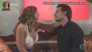 Giovanna Lancellotti sensual na novela Alto Astral