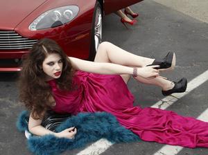 Michelle Trachtenberg - Vampy and Dreamy x3