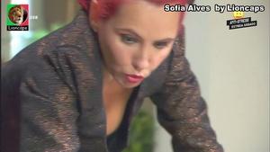 Sofia Alves sensual na novela Destinos Cruzados