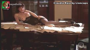 Claudia Raia nua na serie Engraçadinha seus amores e seus pecados