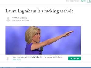 Laura Ingram doing Nazi salute.JPG