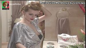 Maria Luisa Mendonça nua na serie Engraçadinha seus amores e seus pecados