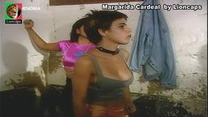 Margarida Cardeal sensual em vários trabalhos