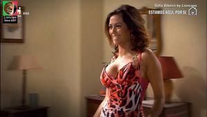 Sofia Ribeiro super sensual na serie Mulheres
