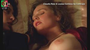 Claudia Raia e Louise Cardoso nuas no filme Matou a familia e foi ao cinema