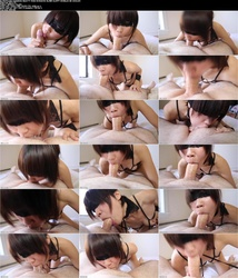 BLINDFOLDED JAPANESE BEAUTY MIKO KUROZUKI BLOWS SLOPPY BUBBLES ON COCK.mp4.jpg