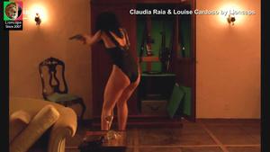 Claudia Raia e Louise Cardoso sensuais no filme Matou a familia e foi ao cinema