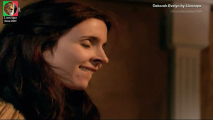 Deborah Evelyn nua na serie Brava Gente