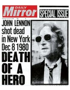 Monday,December 8th,1980 rock legend John Lennon was assassinated in New York City.jpg