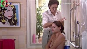 Aline Moraes sensual na novela Viver a vida