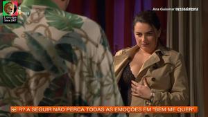 Ana Guiomar sensual no Festa é Festa