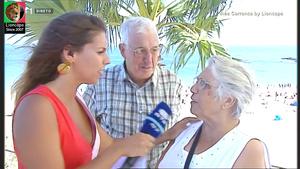Inês Carranca sensual na Rtp