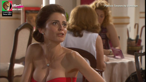Patricia Tavares sensual na novela Remedio Santo