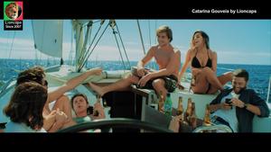 Catarina Gouveia  nua no filme Perdidos