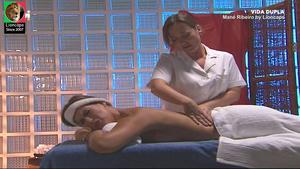 Mané Ribeiro sensual em vários programas