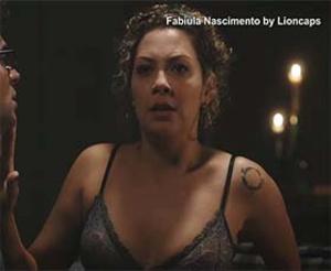 Fabiula Nascimento sensual no filme Cilada.com