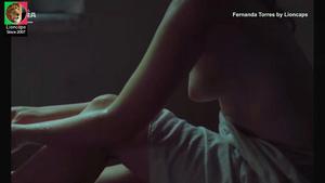 Fernanda Torres nua no filme Inocencia