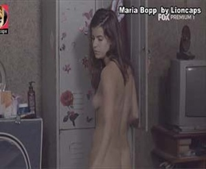 Maria Bopp nua na serie Me chama de Bruna