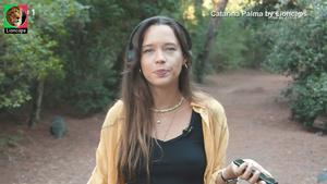 Catarina Palma sensual no Faz Faisca