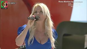 Rosa Martins sensual a catar