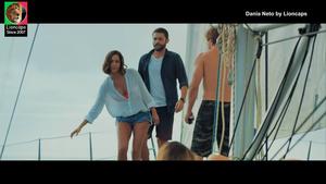 Dania Neto nua no filme Perdidos