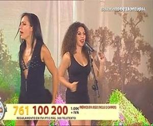 Compilação das belas bailarinas dos programas de Tv