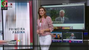 As sensuais jornalistas de Portugal