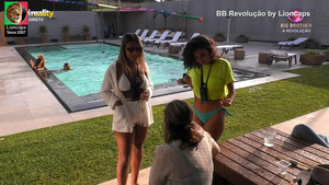 As belas concorrentes do Big Brother Revolução