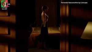 Fernanda Vasconcellos  nua no filme Boca Ouro