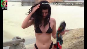 Adriana Mattar & Angelita Feijo nuas no filme Matou a familia e foi ao cinema