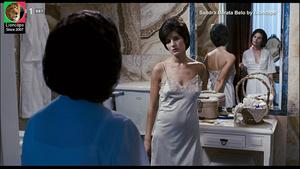 Sandra Barata Belo sensual no filme Amália