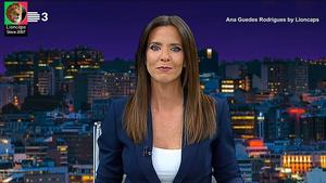 Ana Guedes Rodrigues sensual em varios trabalhos