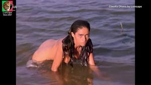 Claudia Ohana nua no filme Luiza homem