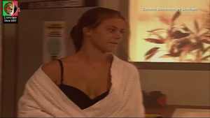 Carolina Dieckmann sensual em Malhação