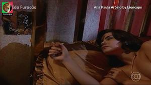 Ana Paula Arosio nua na serie Hilda Furacão