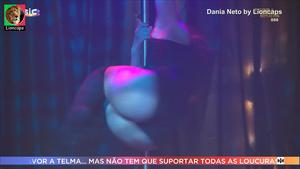 Dania Neto sensual na novela Terra Brava
