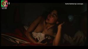 Carla Galvão nua no filme Fábrica do Nada