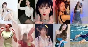 ME13KY30 t - Tik Tok Chinese Douyin Cute And Beautiful Girls 2021 Tiktok Compilation 2021 - No 2 / by TubeTikTok.Live