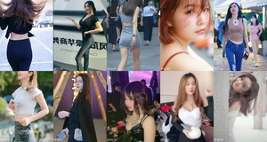 ME13KY2Q t - Tik Tok Chinese Douyin Cute And Beautiful Girls 2021 Tiktok Compilation 2021 - No 19 / by TubeTikTok.Live