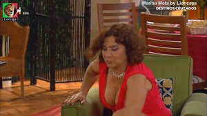 Marina Mota sensual em vários trabalhos