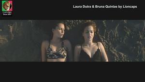 Bruna Quintas sensual no filme Impossibilidade de estar só