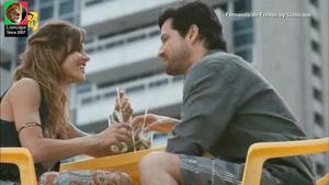 Fernanda Freitas nua no filme Malu de bicicleta