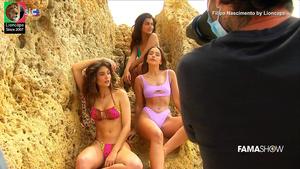 Filipa Nascimento sensual em ensaio fotográfico