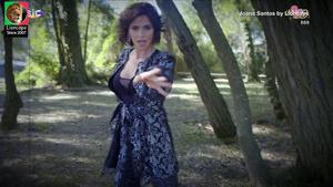 Joana Santos sensual na novela Amor amor