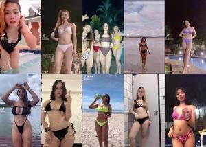 ME13KY4N t - Tiktok Bikini Challenge Part 3 / by TubeTikTok.Live
