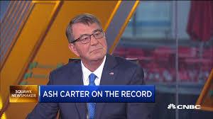 Asshole former U.S. Secretary of Defense,Ash Carter.jpg